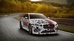 Jaguar XE SV Project 8, 600 CV per battere la Giulia