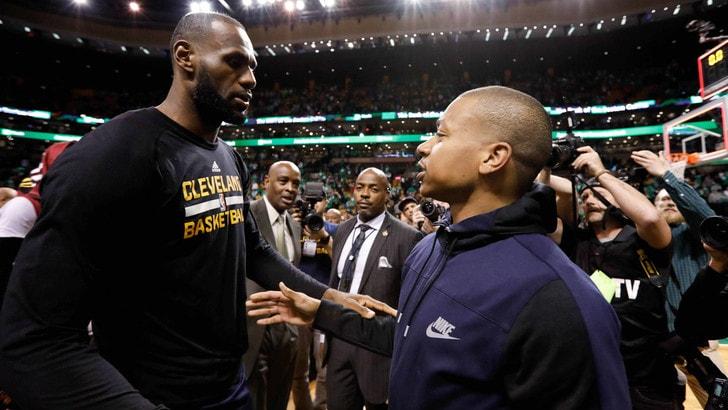 Nba, playoff: Cavaliers alle Finals, James nella storia