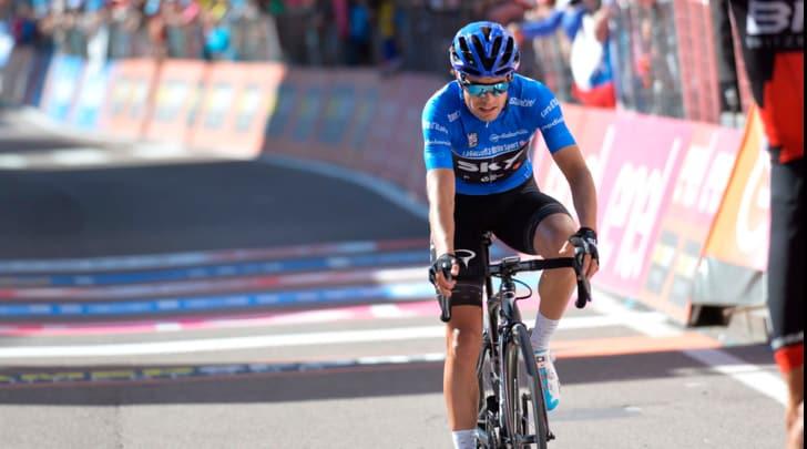 Giro d'Italia: Landa vince la 19ª tappa, Quintana maglia rosa