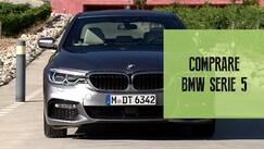 BMW Serie 5, tre motivi per comprarla