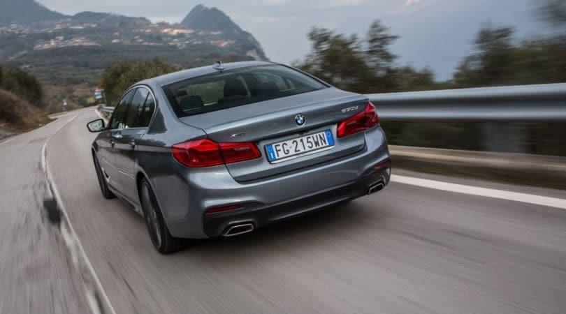 BMW Serie 5, è sempre una garanzia: la prova