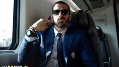 Juventus in treno a Bologna: Bonucci si sciacqua la bocca