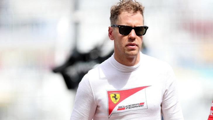 Le Ferrari in pole position al Gp di Montecarlo