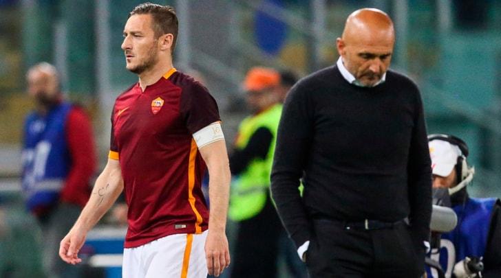 Roma-Genoa alle 18 La Diretta È l'ultima di Totti in giallorosso