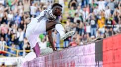 Juventus, Khedira c'è e Dybala è al top: 2-1 al Bologna con Kean