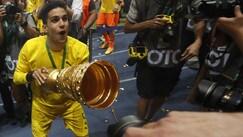 Francoforte ko, Dortmund vince la coppa di Germania