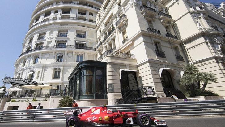 F1, Gp di Monaco: Ferrari in prima fila. Segui la DIRETTA dalle 14
