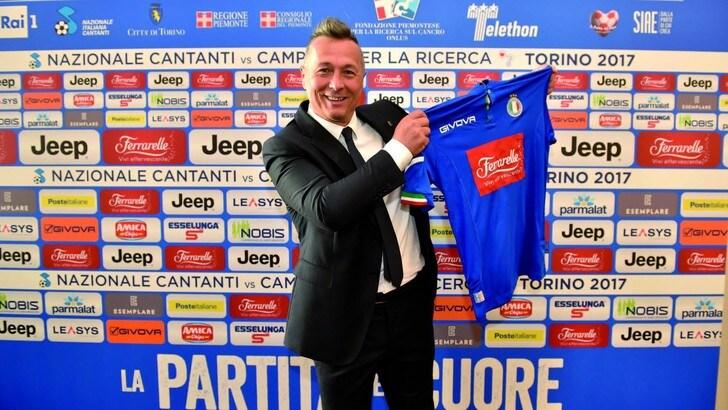 A Torino la Partita del Cuore