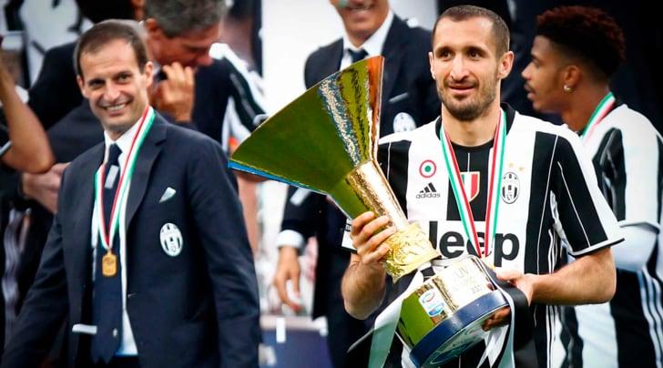 Champions League, Chiellini rassicura: «Juventus diversa da Berlino»