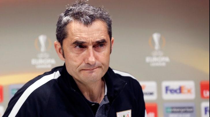Ernesto Valverde è il nuovo allenatore del Barcellona