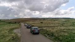 In Lucania con la gamma Suv Audi