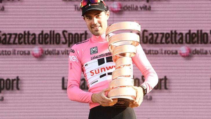 Tour de France: doppietta Dumoulin a 33, Froome avanti