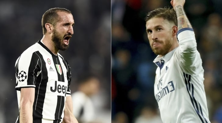 Image result for Chiellini Ramos