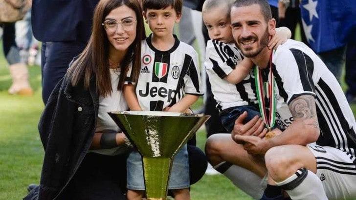 Bonucci vince lo scudetto ma il figlio continua a tifare Torino