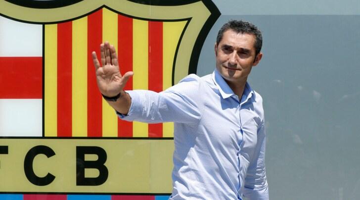 Barcellona, Valverde firma e prova a trattenere Iniesta