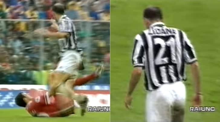 Nell'unico duello in campo contro Allegri...Zidane fu