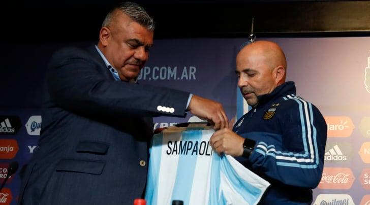 Argentina, inizia ufficialmente l'era Sampaoli. Parola d'ordine: ''vincere, sempre''