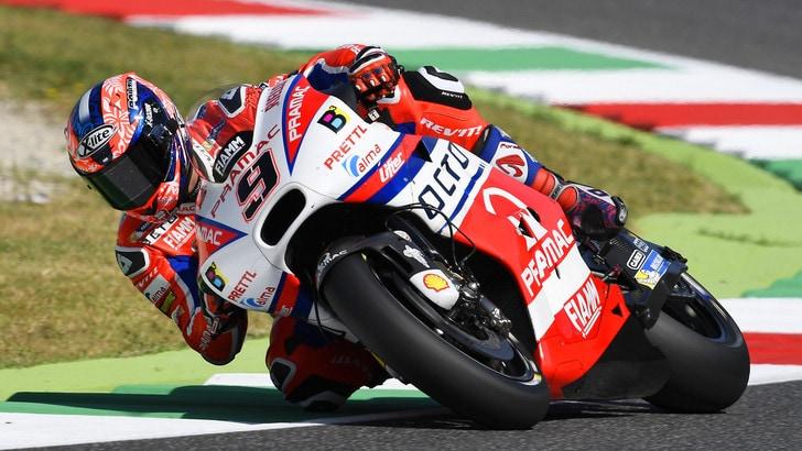 MotoGP, Petrucci: per una leggerezza ho perso la 1ª fila