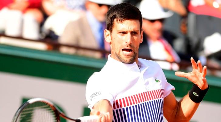 Roland Garros: anche Djokovic vola ai quarti