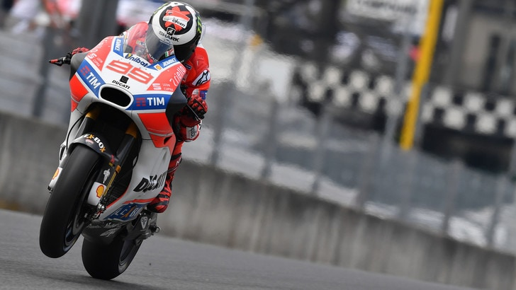 MotoGP Mugello Warm Up Conferma di Maverick Vinales