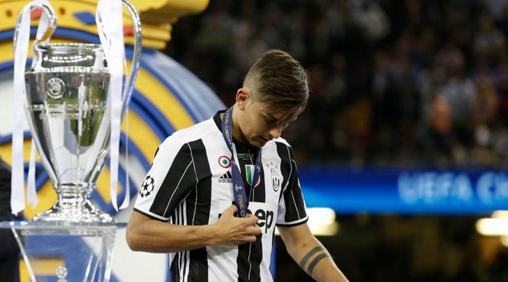 Juventus, Dybala: «Chi perde è sconfitto, ma non vinto»