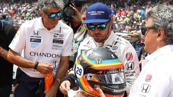 F1, Alonso testimonial contro violenza di genere