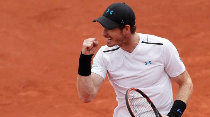 Roland Garros: Andy Murray batte Kachanov, ora i quarti