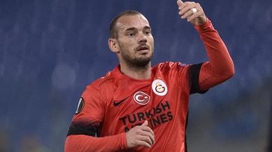 Calciomercato, Sneijder alla Sampdoria infiamma la corsa per l'Europa League