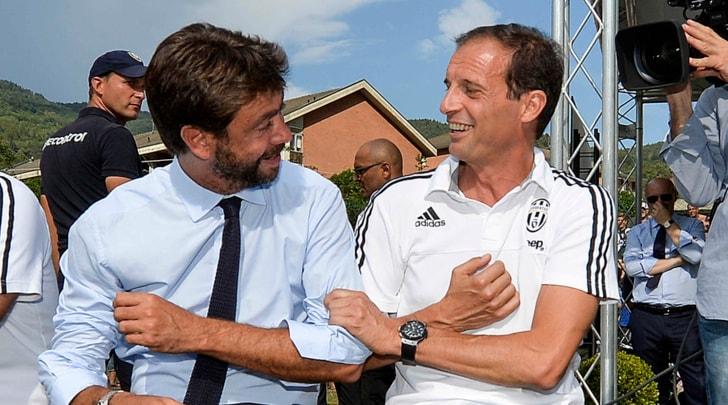 Juventus: contratto rinnovato ad Allegri, assieme sino al 2020. Cifre monstre!