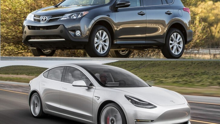 Toyota e Tesla si separano