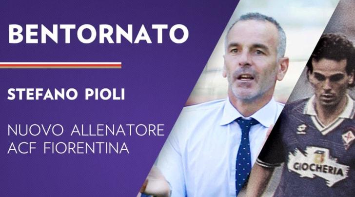 Ufficiale, Stefano Pioli nuovo allenatore della Fiorentina