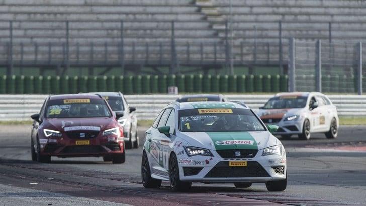 Seat Leon ST Cup, in gara nel Campionato TCS a Misano