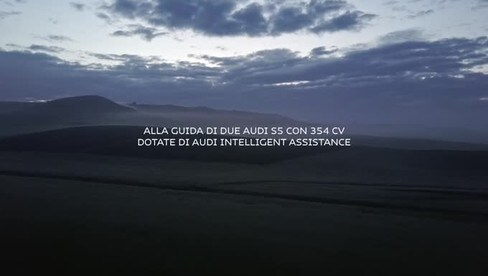 Audi Trust Race, quando la tecnologia va oltre la realtà