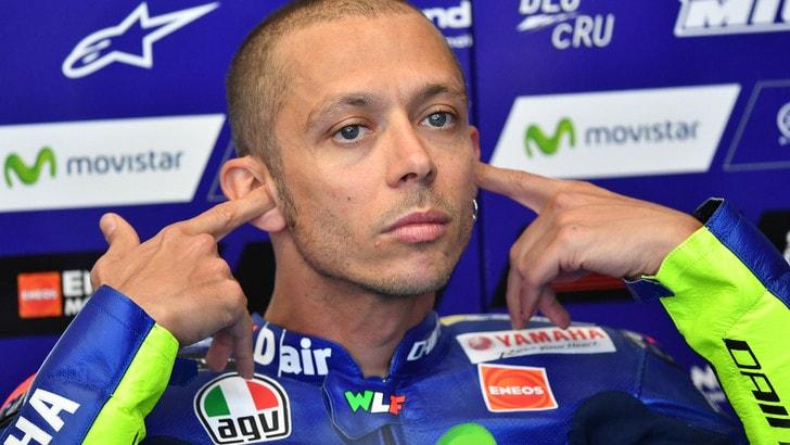 MotoGp, Rossi determinato: In Catalogna problemi di aderenza ma voglio il podio