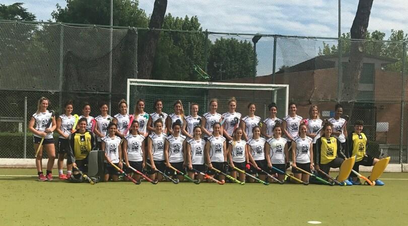 Hockey, la Nazionale femminile in sostegno del Museo di Capua