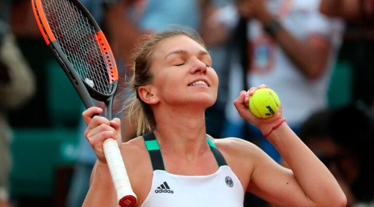 Roland Garros: finale femminile tra Ostapenko e Halep