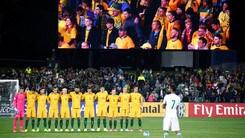 Arabia Saudita, un calciatore ha rispettato il minuto di silenzio