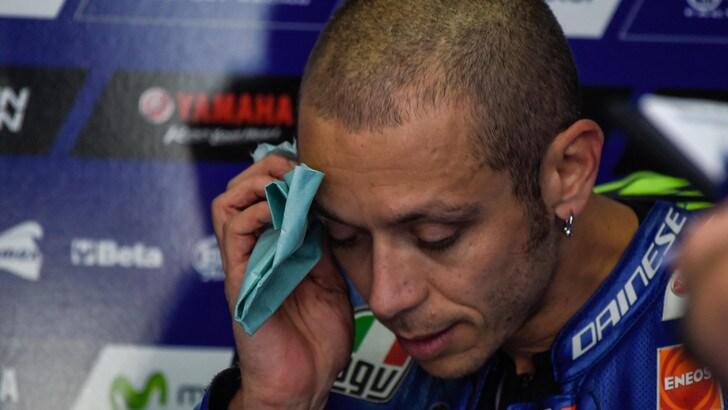 Gp Italia: Vinales in pole davanti a Rossi, Dovizioso è terzo