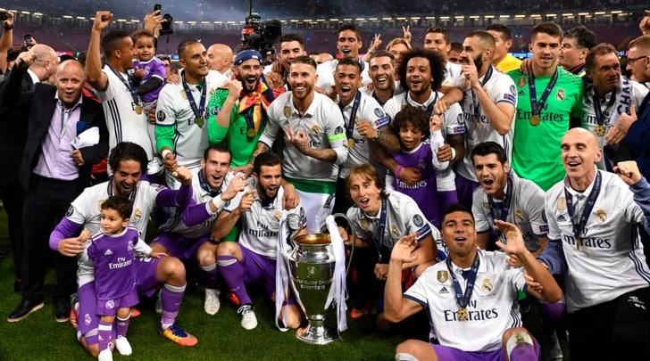 Real Madrid, moltiplicato il valore dei calciatori