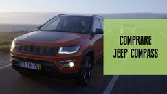 Jeep Compass: tre motivi per comprarla
