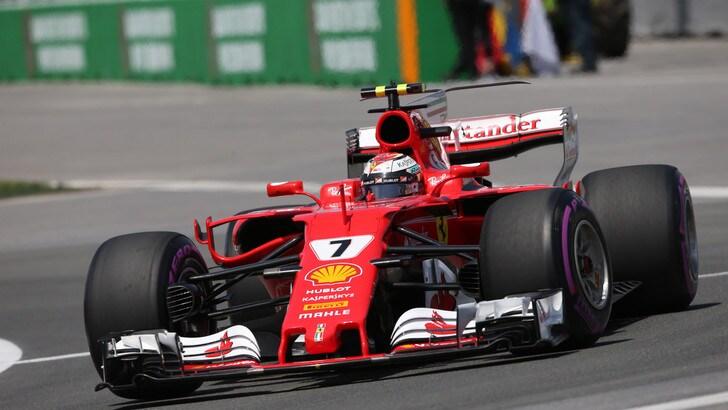 Formula Uno in tv: dove vedere il Gp del Canada