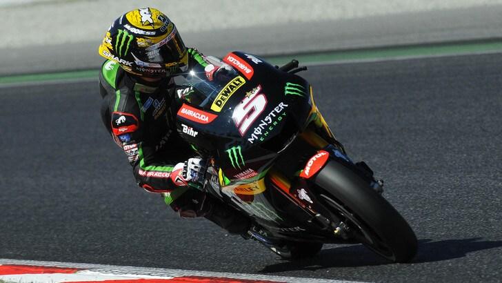 Sul circuito di Montmelò, qualifiche difficili per Valentino Rossi