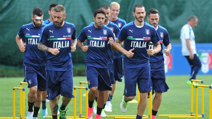 Italia, sfida al Liechtenstein per volare ai Mondiali del 2018/LIVE