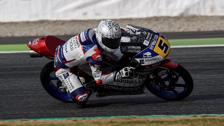 Moto3, Gp Catalogna: Primo Mir. Vola Fenati, secondo anche nel mondiale