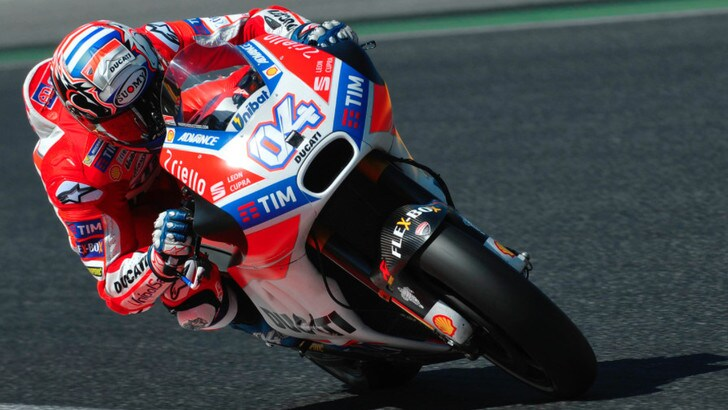 MotoGP: Pedrosa, pole in casa. Petrucci terzo