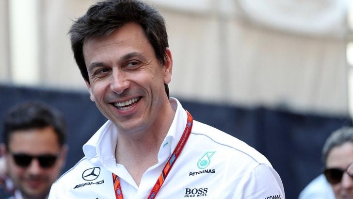 F1 Mercedes, Wolff: «Qualche problema ancora da risolvere»