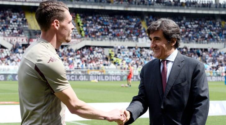 Torino, patron Cairo: