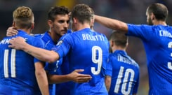Qualificazioni Russia 2018, Italia-Liechtenstein 5-0: che cinquina!
