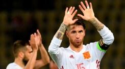 Sergio Ramos pensa a Spagna-Italia: «Dobbiamo vincere a tutti i costi»