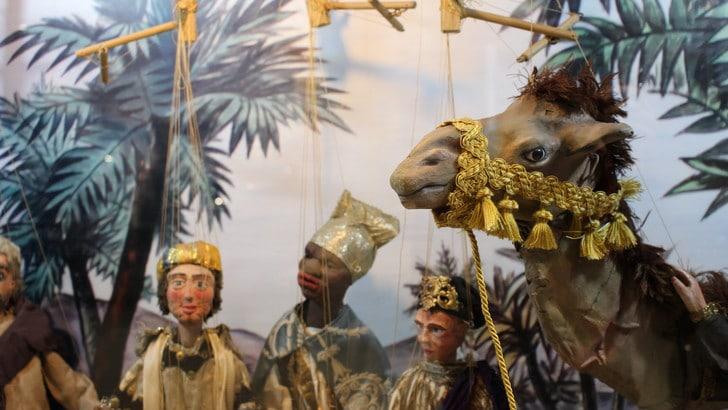 Turin Ch'a Bogia, le marionette incontrano l'auto